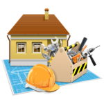 Depositphotos / Vector House Repair Project @ dashadima